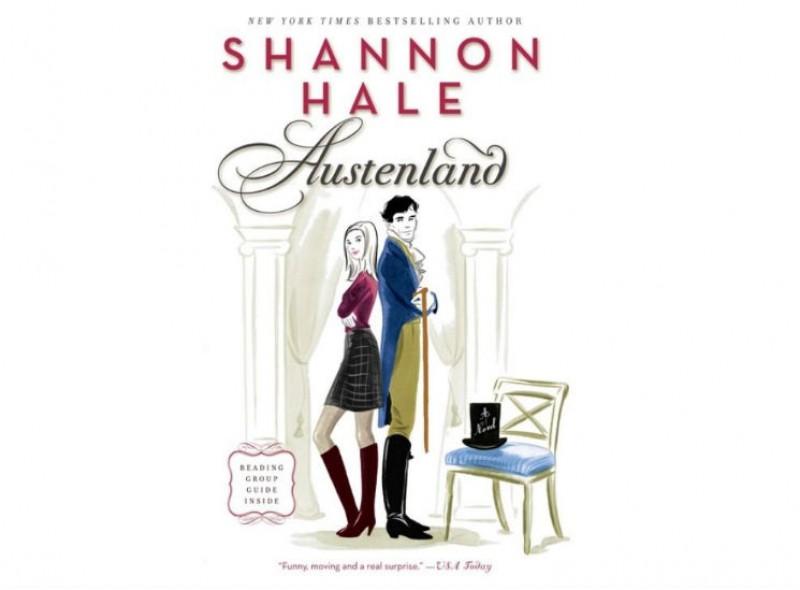 Austenland book cover, Austenland movie, Jerusha Hess, Keri Russell, Brett McKenzie
