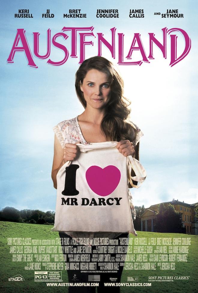 Austenland movie poster,