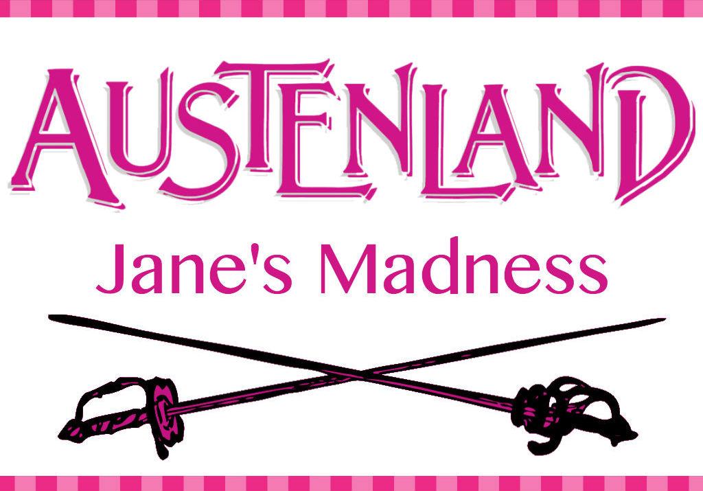 Jane's Madness, facebook, Austenland, contest, Austenland DVD