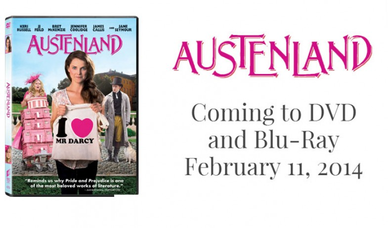 Austenland- coming to DVD/Blu-Ray