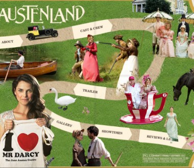 Austenland's Official Website