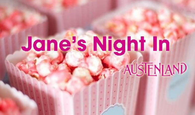 Jane's Night In Celebrates Austenland