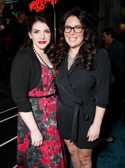 Meghan HIbbett and Stephenie Meyer
