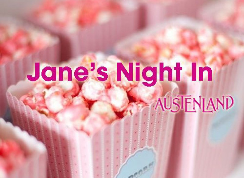 Jane's Night In, Austenland