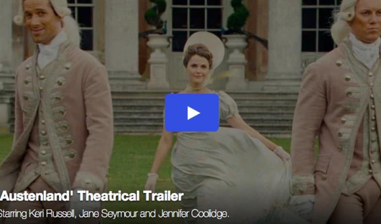 Watch The Austenland Trailer!