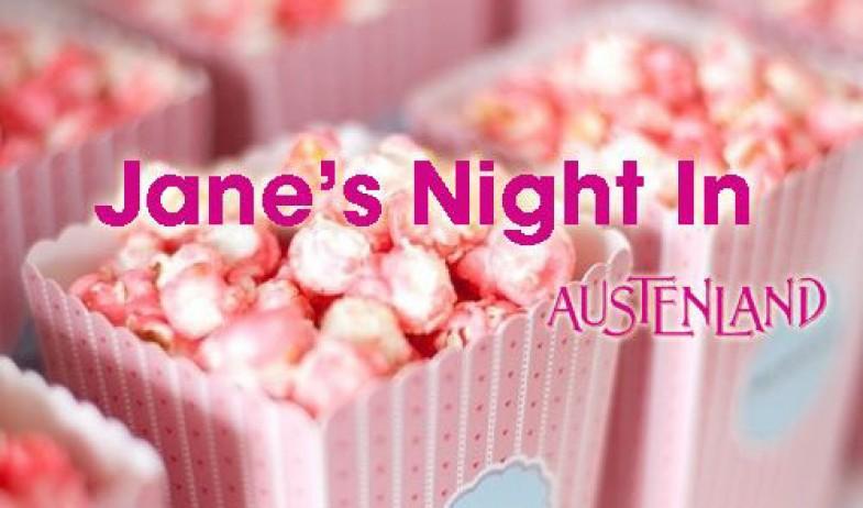 Jane's Night In Celebrates Austenland